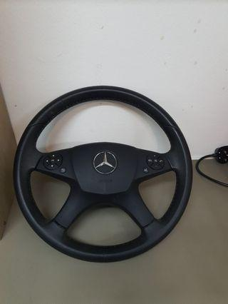 Mercs Steering