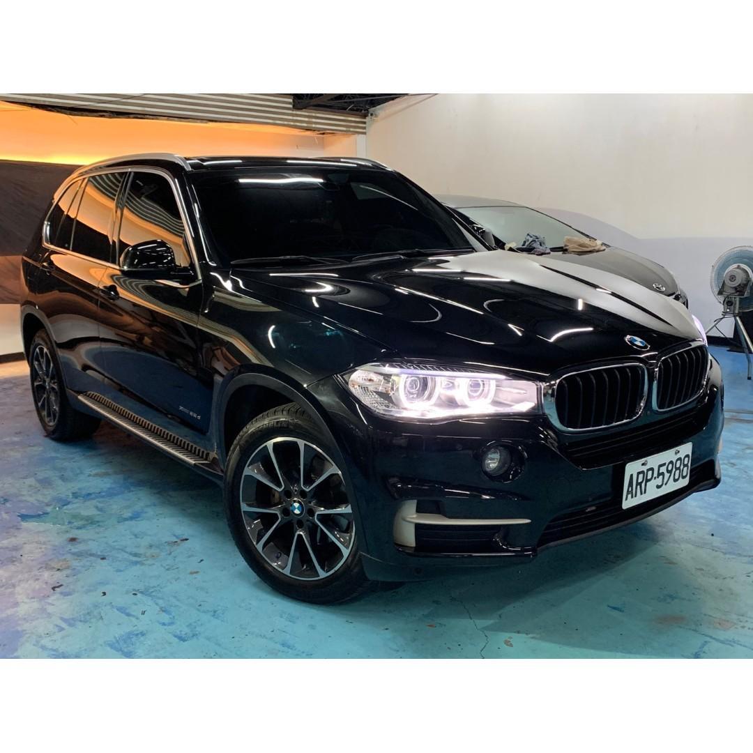 正2016年出廠 總代理 BMW X5 XDrive25d 2.0 只賣146.8萬
