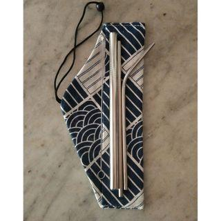 stainless straw 5in1 25k #bagibagi