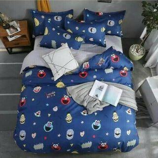 sprei motif / bedcover set