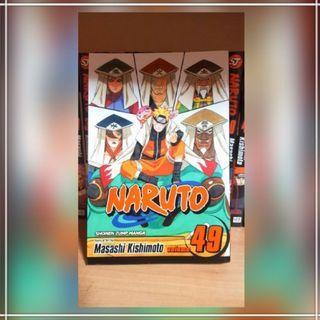 Naruto Manga Books