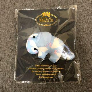 《泰國曼谷購入》NaRaYa 大象鑰匙圈