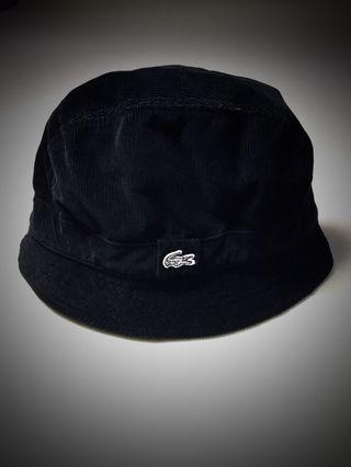 LACOSTE 鱷魚 漁夫帽
