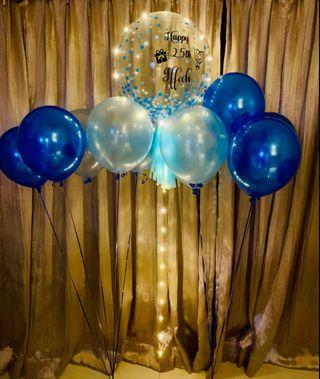 24 inches Customize Transparent Bubble Balloon