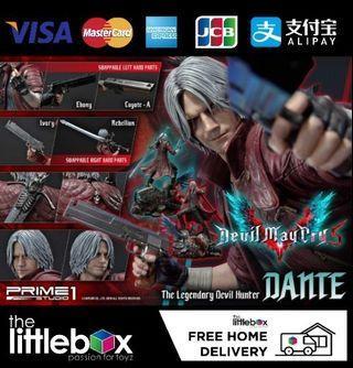 Prime 1 Studio Devil May Cry V  Dante  1/4 Scale UPMDMCV-02