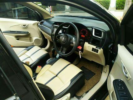 New Honda Brio E Cvt 2016 Matic