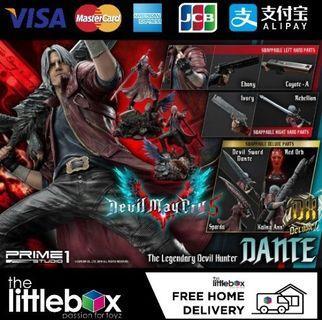 Deluxe Prime 1 Studio Devil May Cry V  Dante  1/4 Scale UPMDMCV-02DX