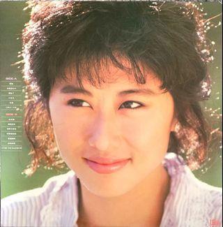 叶倩文 祝福 1988 原版唱片 (Not reissued)