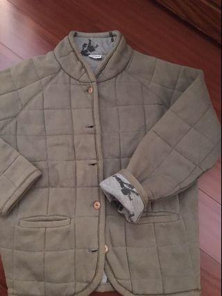 Porter棉襖外套X中式復古X情侶兩尺寸
