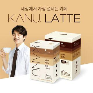 Maxim Kanu Latte Double Shot