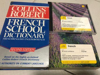 French Dictionary and Learn How to speak French