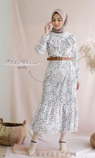 Cilda Dress Wanita Hijab