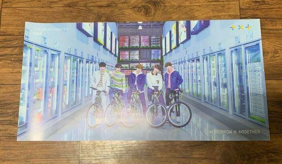 WTS TXT Official Poster
