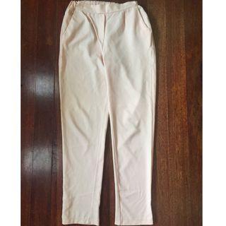 Pastel Pink Trouser