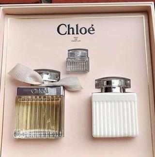 CHLOE Nomade By Chloe EDP 75ML Gift Set Perfume