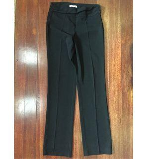 Paperdolls Black Bootcut Pants