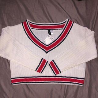 H&M Vintage Knit Top