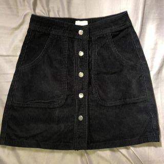 Cotton On A-Line Skirt