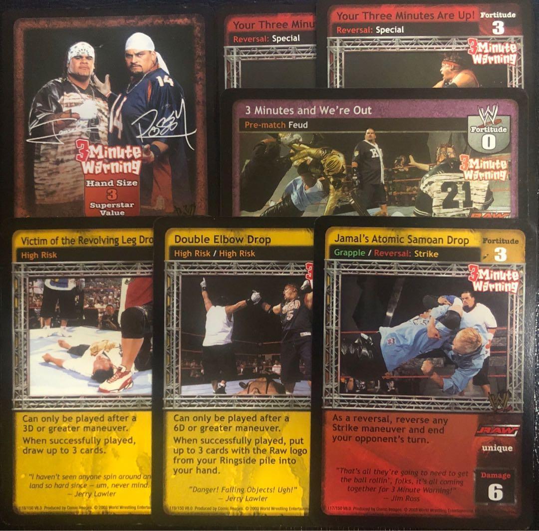 Raw Deal WWE Rikishi/'s Superkick Rikishi v11.0