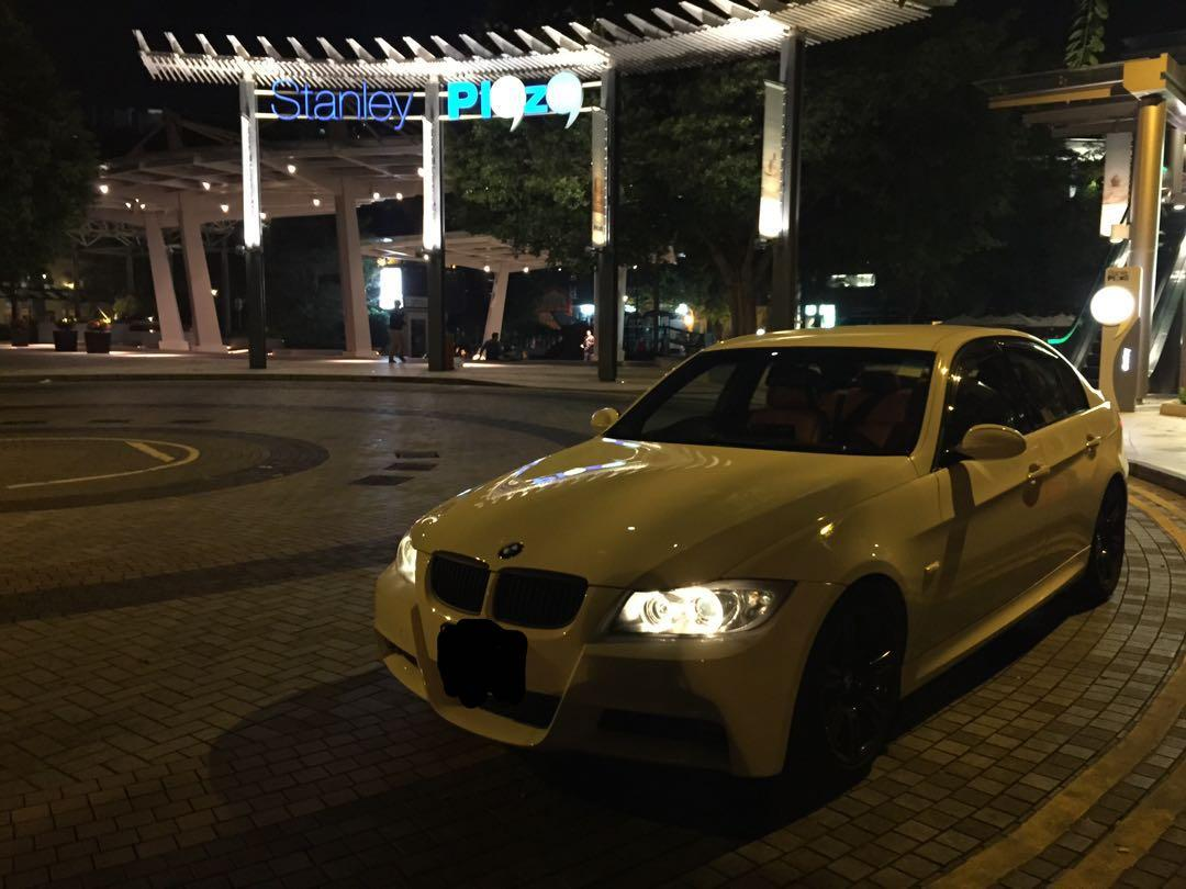 出售 BMW 323I 2007 M-Package