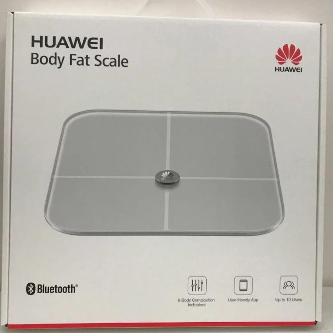 華為 HUAWEI AH100 智能磅 體重磅 體脂磅 電子磅 (10個以上批發價發售,內洽)