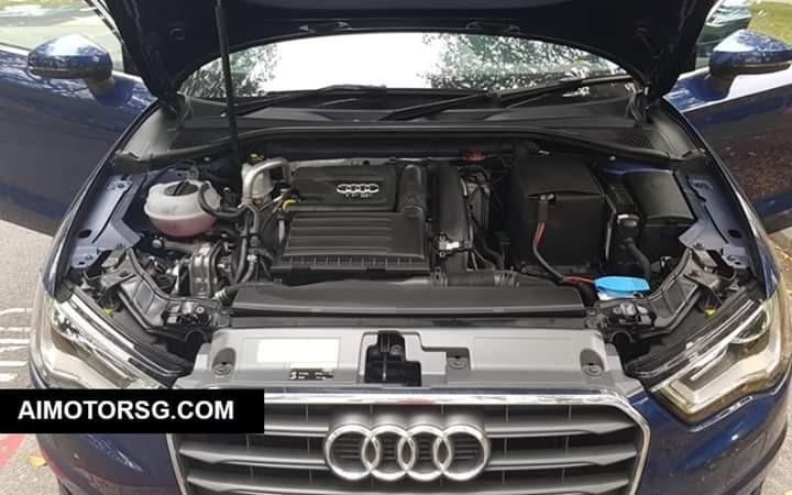 Audi A3 Sedan 1.4 TFSI S tronic Attraction Auto