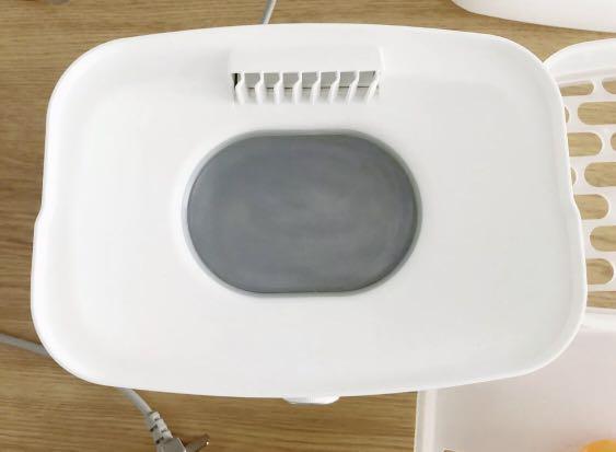 Baby Bottle Steriliser Eletric Steam Sterilisation Ventilation