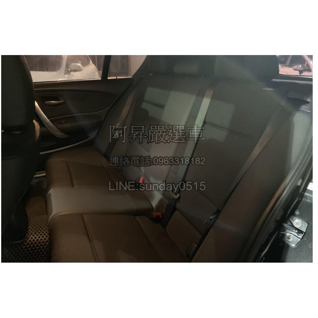BMW 120d 正M版