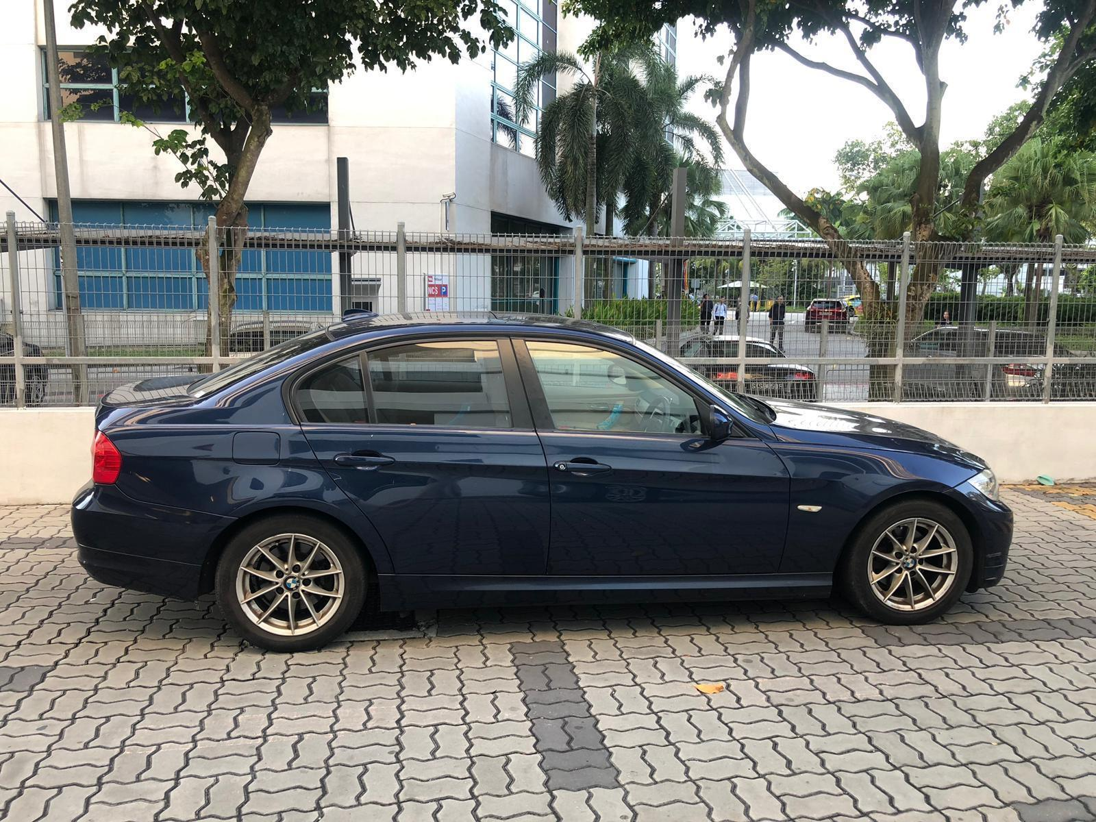 BMW 318I or Grab Gojek Ryde Personal use cheapest rental