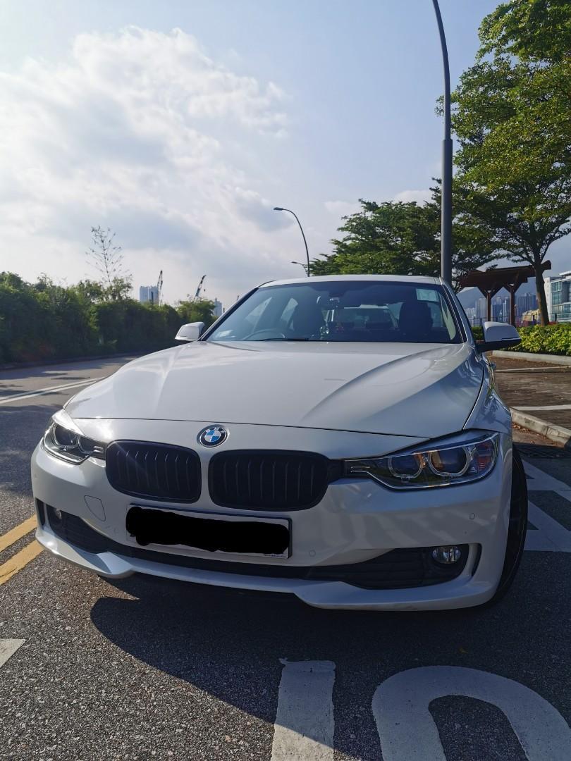 BMW 320d (1995cc) 2013