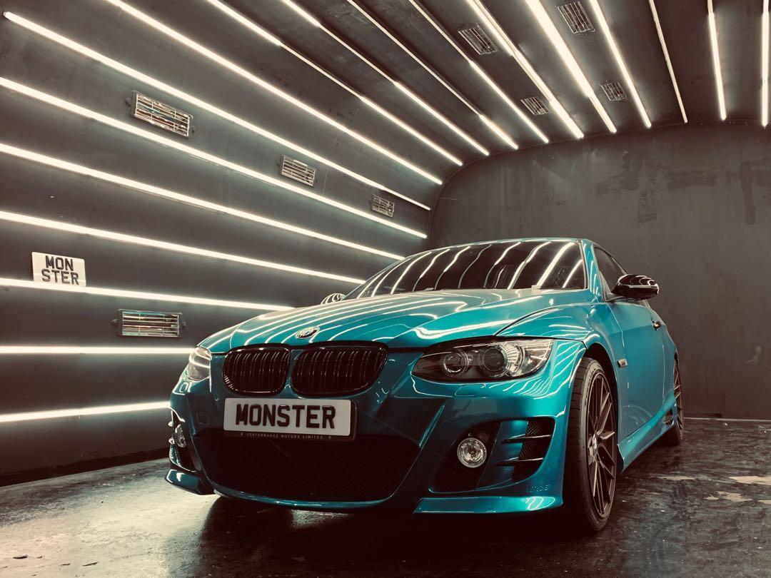 BMW 325i Coupe XL Auto