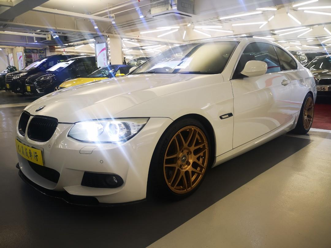 BMW 335I COUPE dct 2010