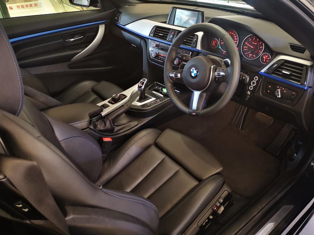 BMW 435I M SPORT CABRIO