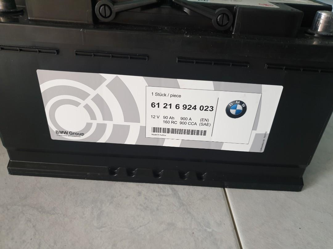 BMW AGM Battery 90AH