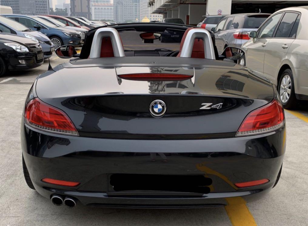 BMW Z4 2.5 SDRIVE23I A Auto