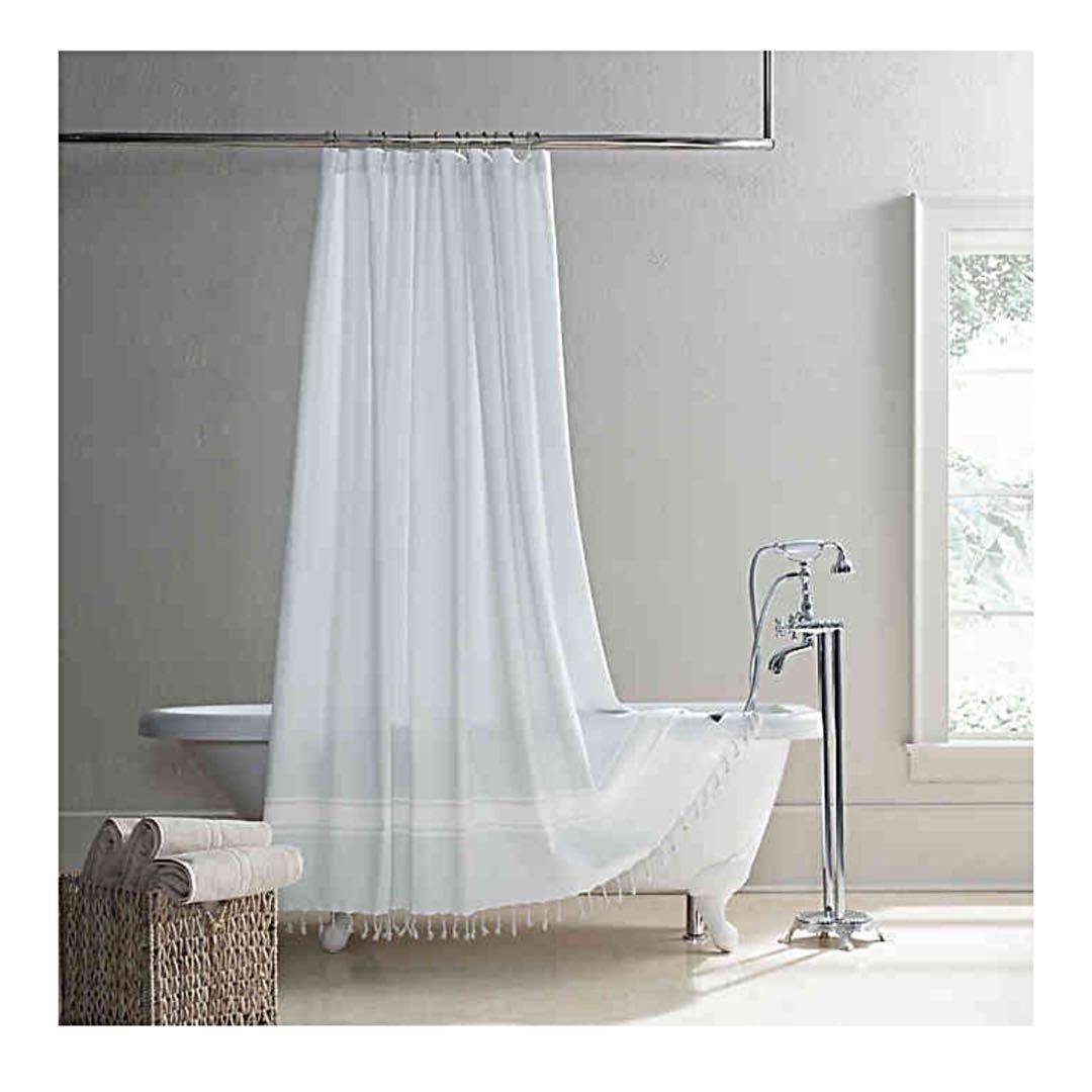 Brand new in packaging Ugg Costa Mesa shower curtain