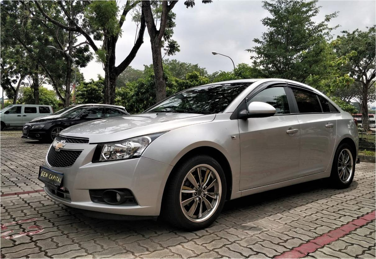 Chevrolet Cruze 1.6 - Cheapest rental in town, full support!