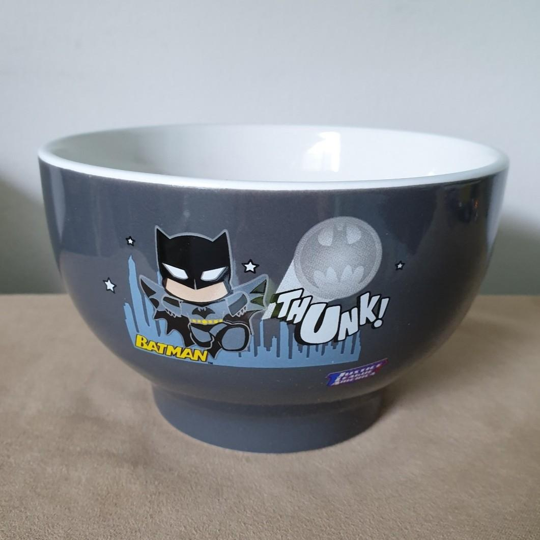 Children Bowl - Justice League Batman / Superman