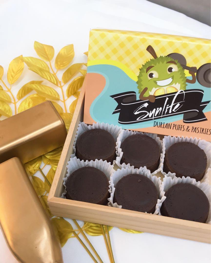 Chocolate Lava Cake (Box of 6)