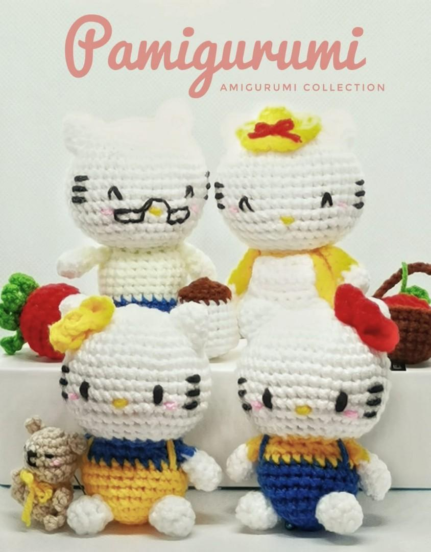 This Hello Kitty play food set of sweets is so cute! What a fun ... | 1080x844