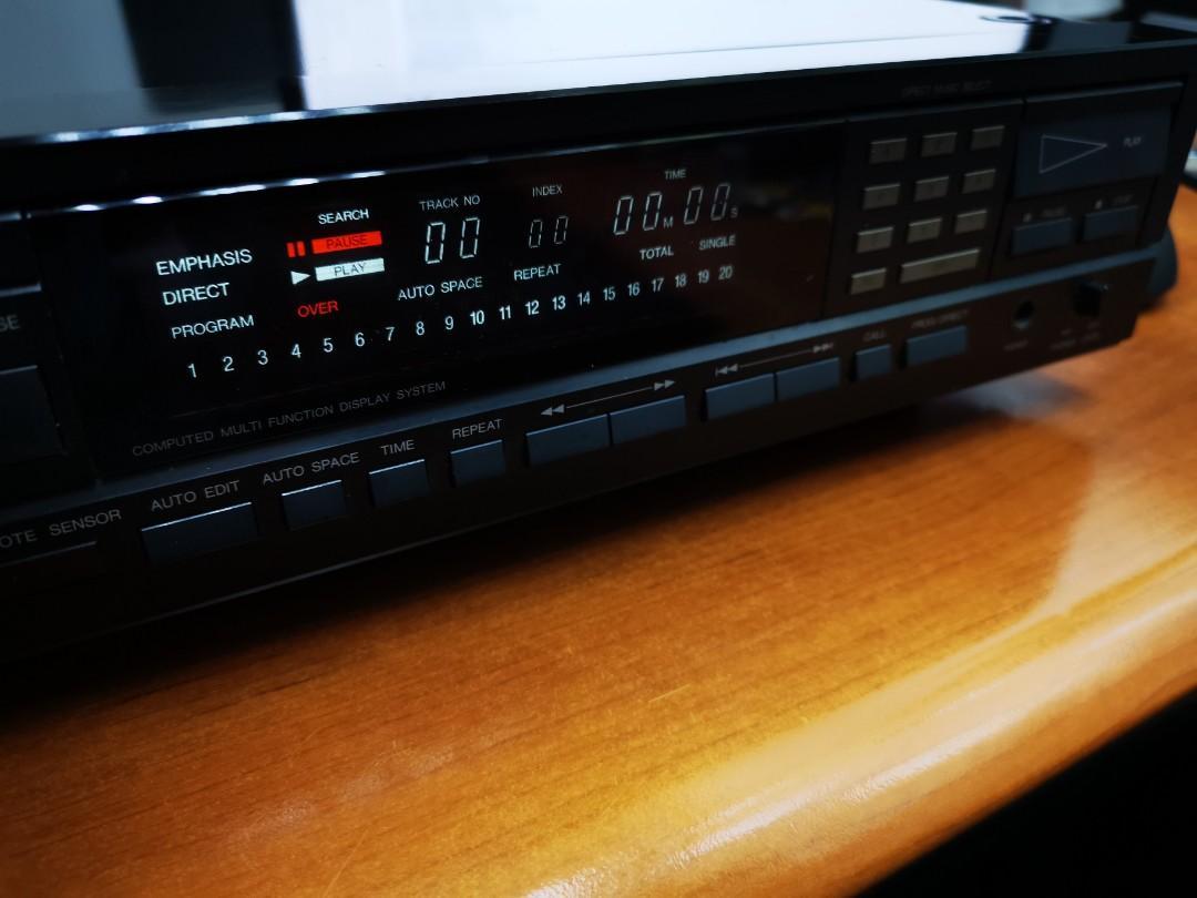 Denon DCD 800 CD Player