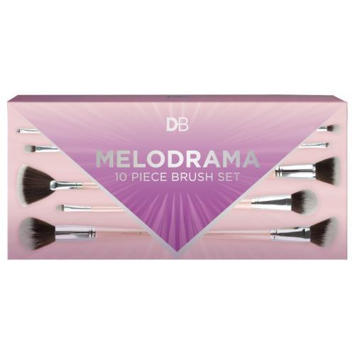 Designer Brands DB Melodrama 10 Piece Brush Set [BRAND NEW & AUTHENTIC] NO SWAPS, PRICE IS FIRM