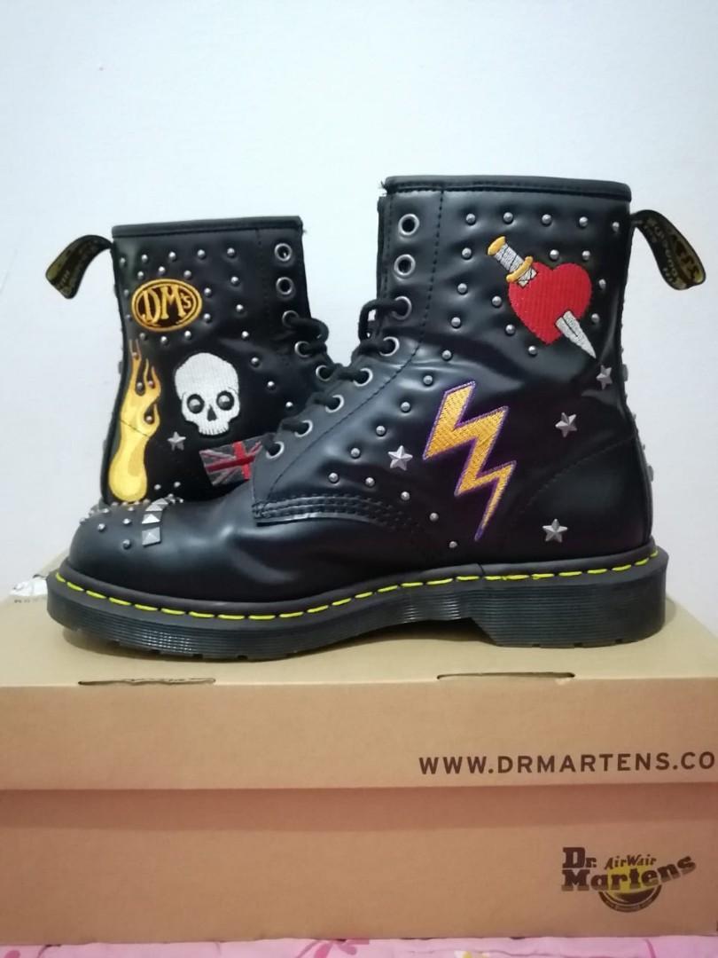 luonteen kengät parhaat tarjoukset ostokset Dr Martens 1460 docmart original special edition, Men's ...