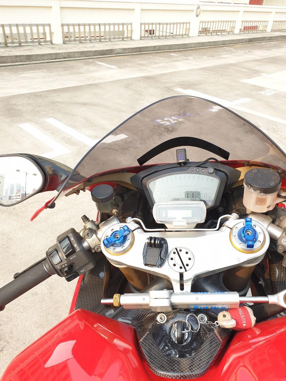 Ducati 1198 2010