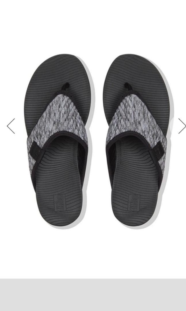 Authentic Fitflop Artknit Toe Thongs