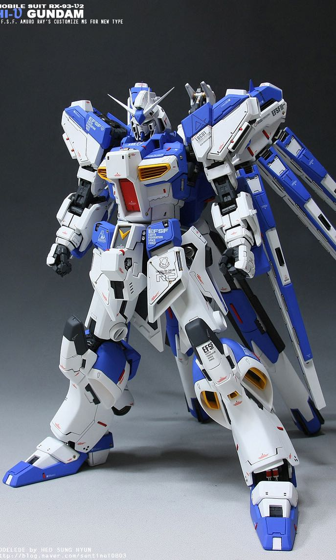 Bandai Gundam Mobile Suit Imagination RX-93 Figure NEW IN STOCK Toys Collect