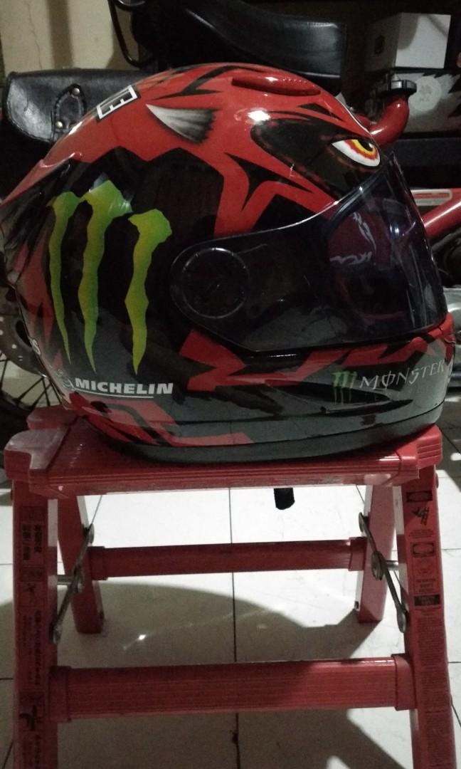 Helm Cargloss Custom
