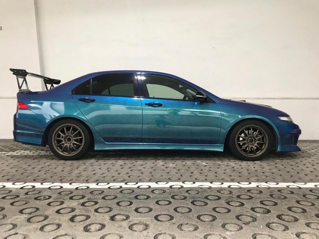 Honda Accord Euro R (M)