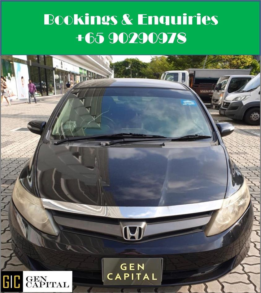 Honda Airwave - Best rental rates, with fastest delivery!