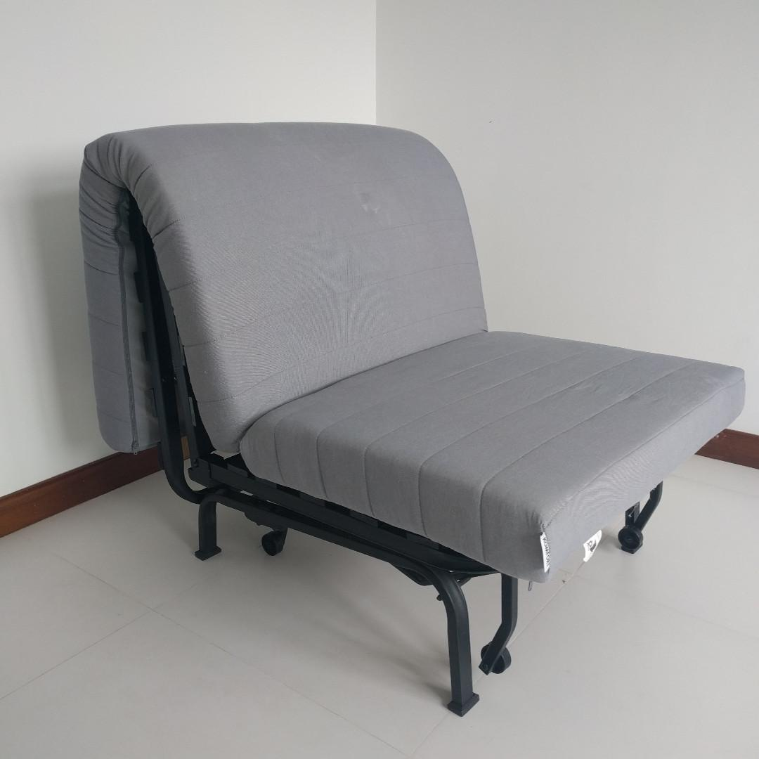 Ikea Lycksele Chair Bed Furniture Beds Mattresses On Carousell